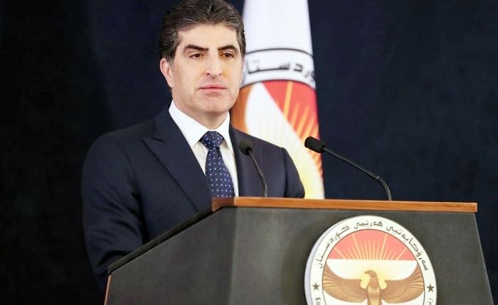 Nêçîrvan Barzanî: Em piştgiriyê didin serokwezîriya Mistefa Kazimî bo Iraqê