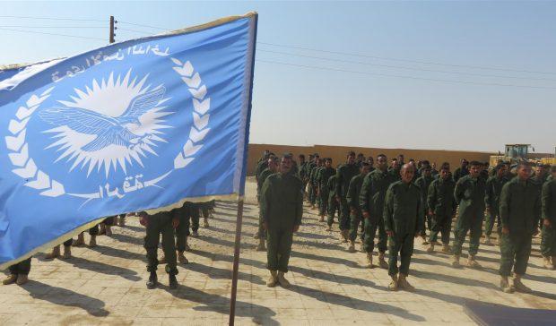 'Li Rojava 6 endamên îstixbarata Tirkiyê hatin girtin'