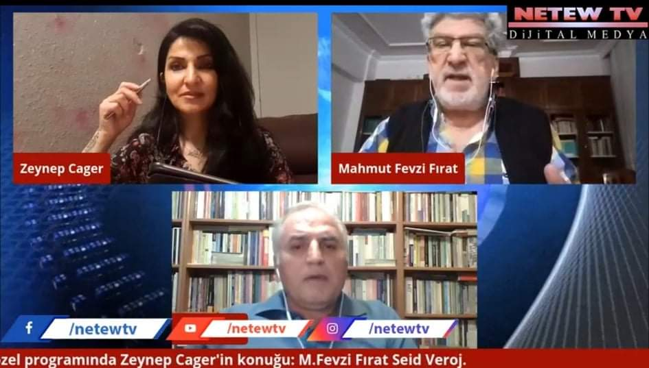 HEVPEYVİN | 'Divê Kurdên Rojava yekrêziya xwe bi Peymaneke Netewî bi ser bixin'