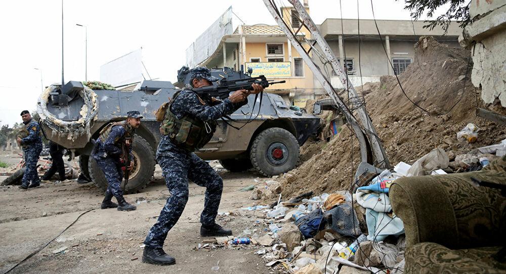 Asayîşa Iraqê li Kerkûkê 2 İŞİD iyan girt