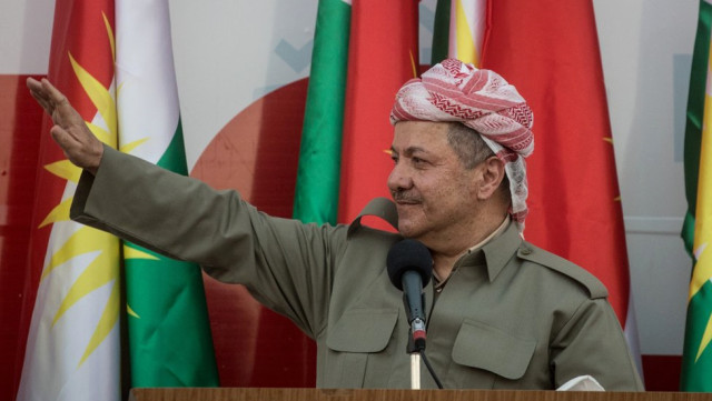 Başkan Barzani'den Yardım Vakfı'na Elâzığ talimatı