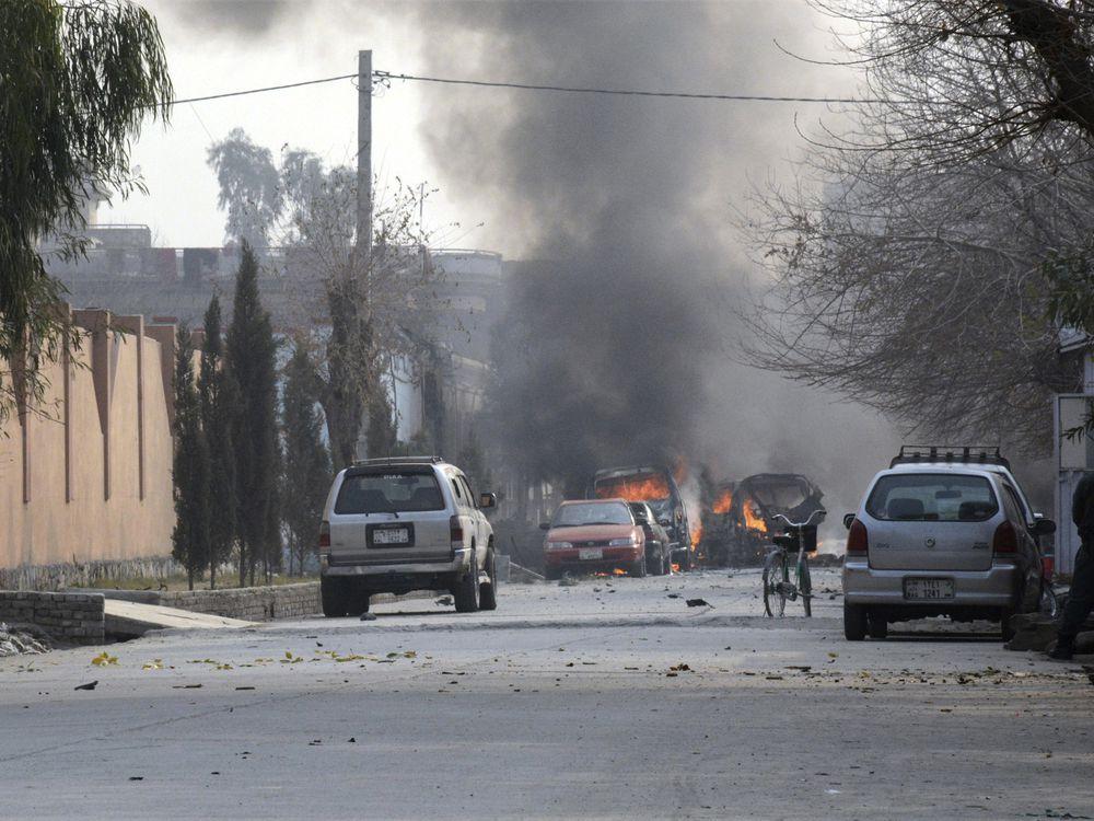 IŞİD'liler cezaevine saldırdı