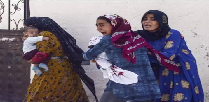 11 Bin Kürt sivil, Kürdistan'a sığındı