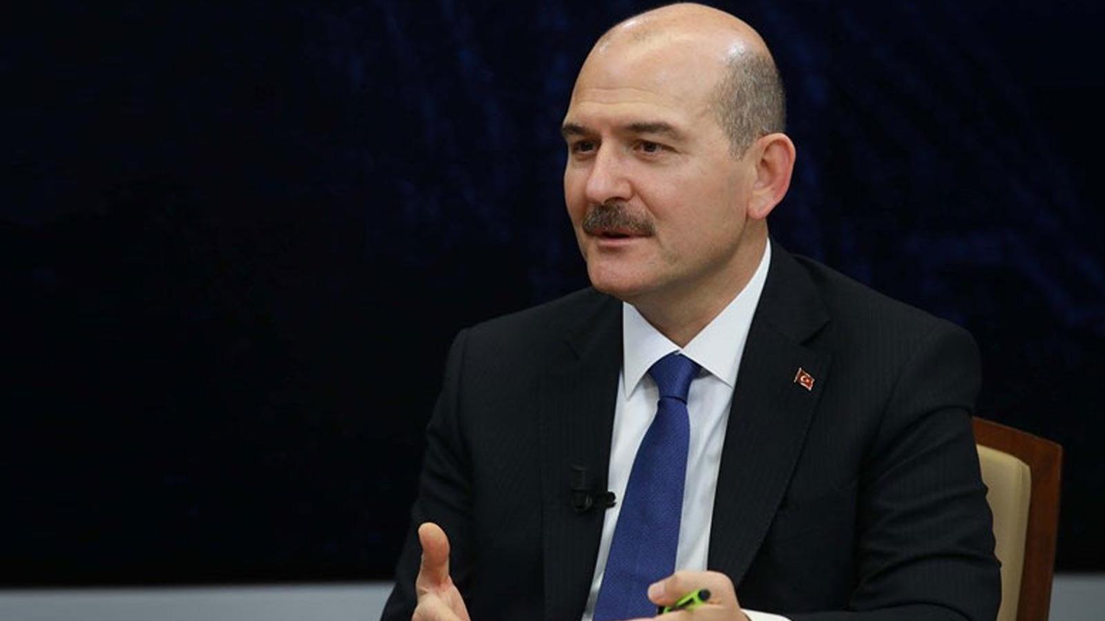 Süleyman Soylu'dan 2020 için PKK iddiası