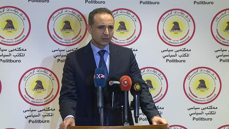 """""""Tüm taraflar Peşmerge'nin birleşmesini destekliyor"""" açıklaması"""