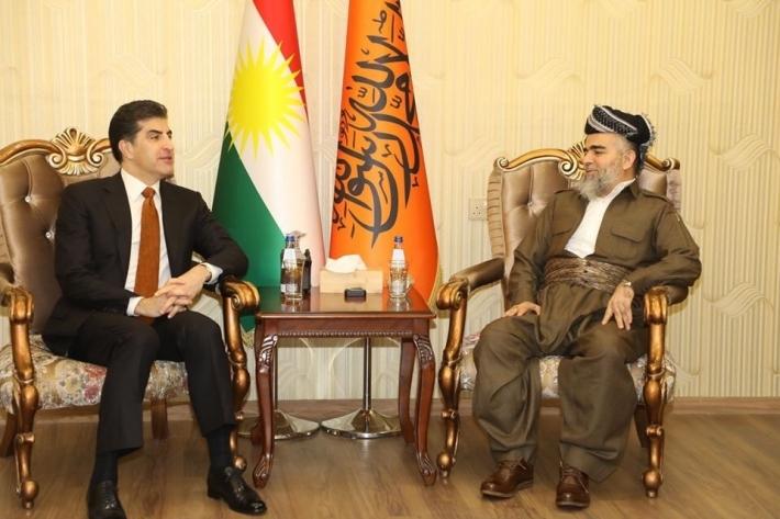 Neçirvan Barzani, Kürt birliği için temaslara devam ediyor
