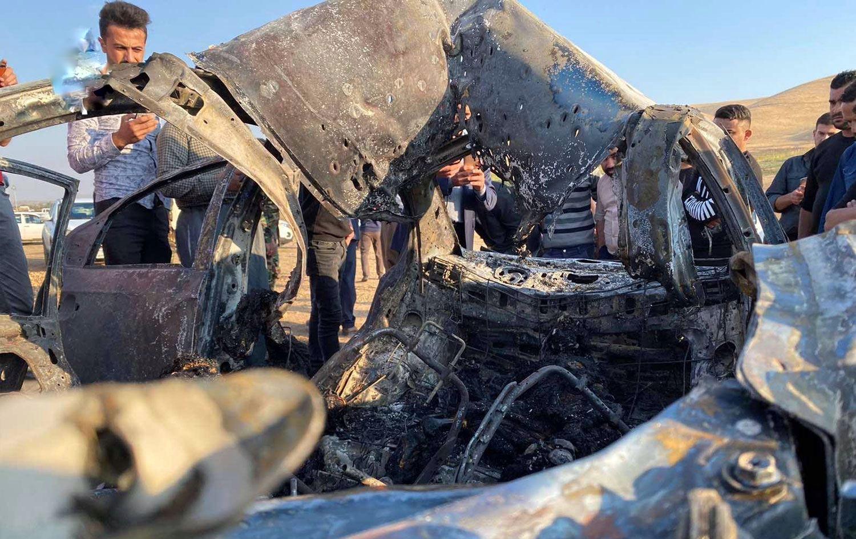 Zaho'da TSK'dan PKK'ye hava saldırısı