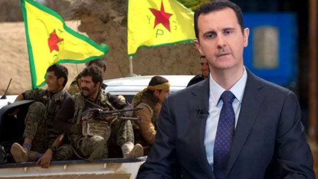 Esad'tan açıklama: Eğer Kürtlerle anlaşırsak...