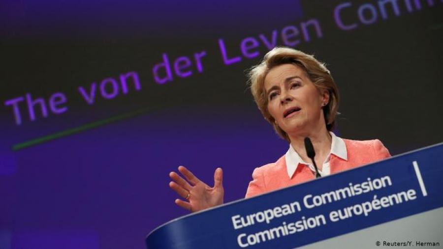 AB Komisyon Başkanı: Kürtlerin kimlik sorunu var ve çözülmeli