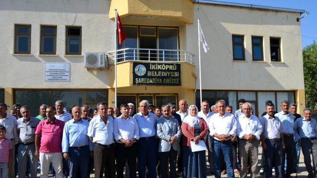 HDP'li bir belediyeye daha kayyum geldi