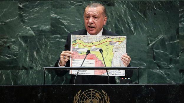 Erdoğan'dan 'güvenli bölge' açıklaması: Oradan çıkmayacağız!