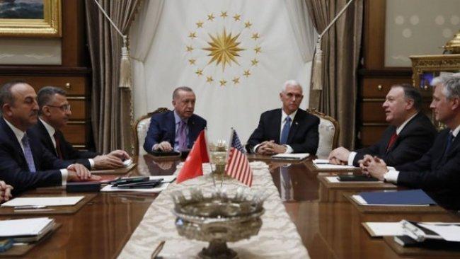 ABD ve Türkiye'nin Rojava ile ilgili anlaştığı 13 madde...