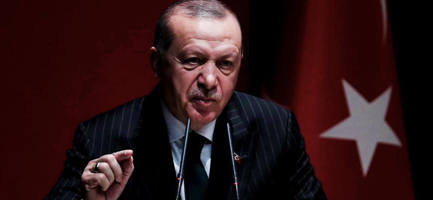 Erdoğan: Güçlerimiz alanı terk etmeyecek, süreç işliyor