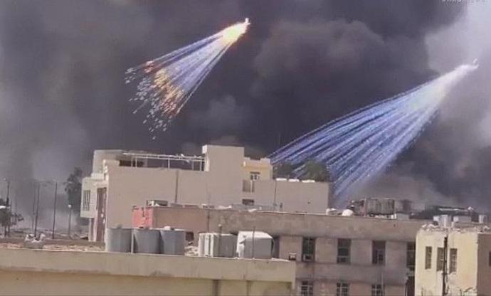 Times'tan iddia: Serekaniyê'de fosfor bombası kullanıldı