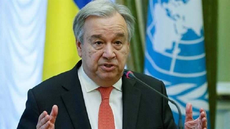 Guterres'ten Suriye Anayasa Komitesi'ne ilişkin açıklama