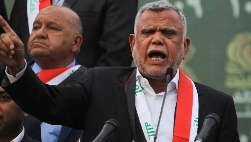 Amiri: Irak'ta parlamenter sistemi çöktü...