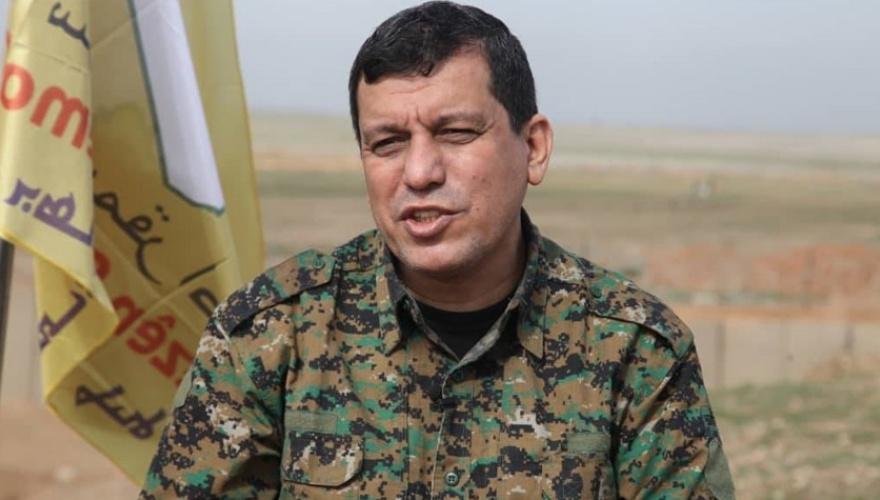 Kanada'dan DSG Komutanı Kobane'ye davetiye