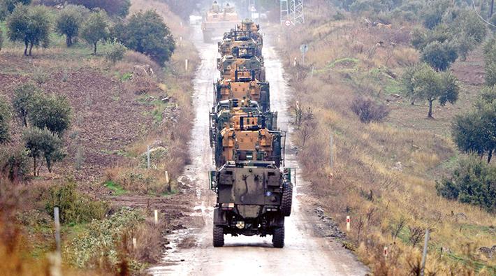 Türkiye Serêkaniye ve Girê Spi'ye 14 bin polis yerleştiriyor