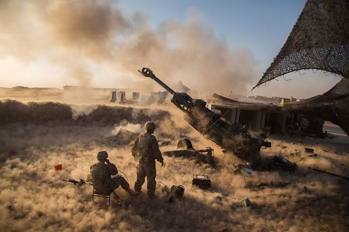 ABD üssüne saldıran IŞİD'li öldürüldü