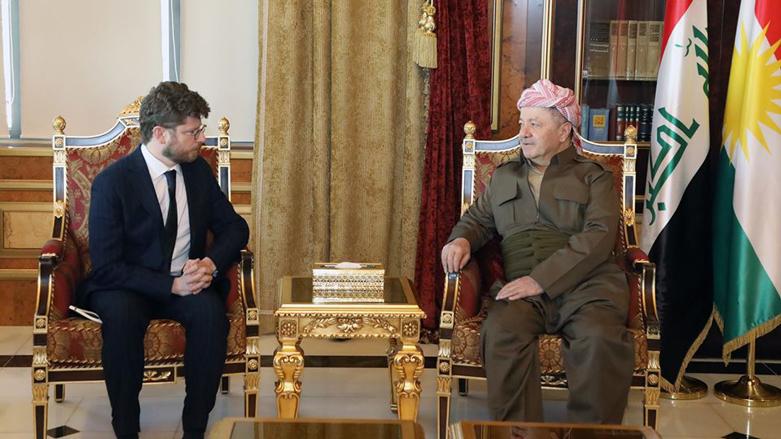 Fransa: Kürdistan Bölgesi'ne desteği sürdürmek istiyoruz