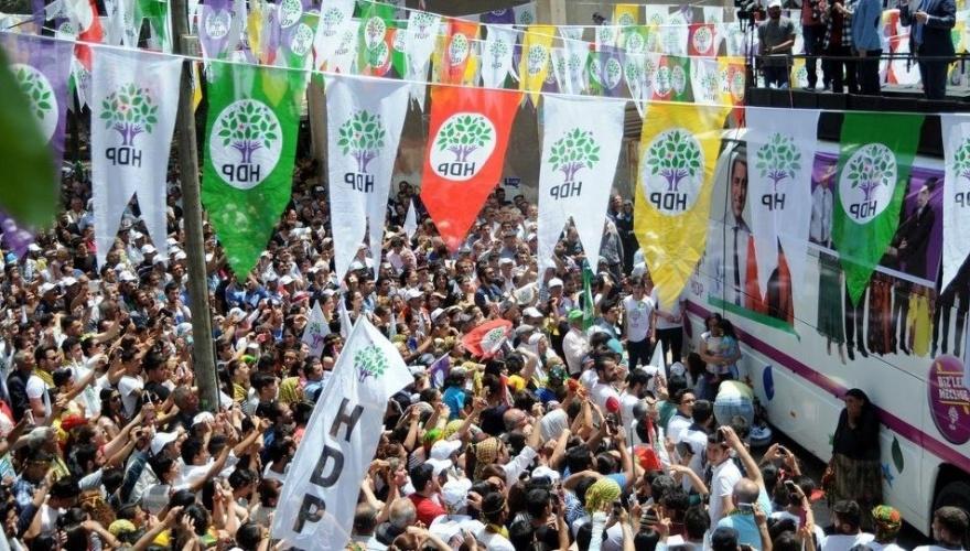 HDP kararını açıkladı ve meydan okuma çağrısı yaptı