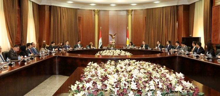 Başkan Barzani'den destek ve önemli açıklamalar