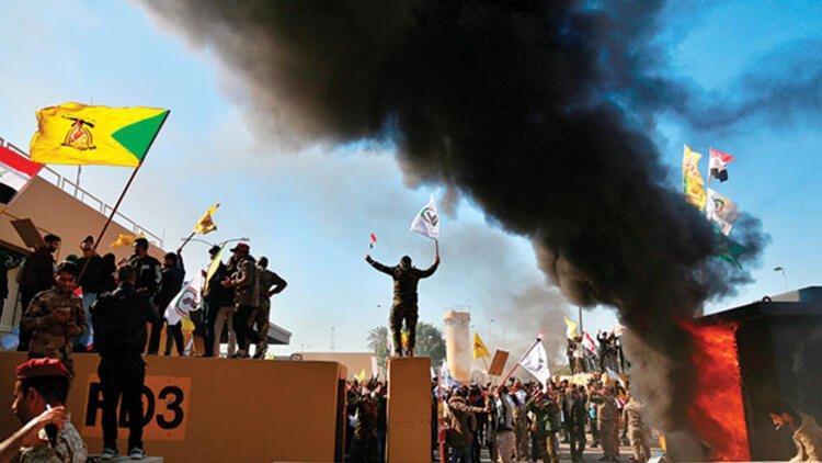 Bağdat | Hizbullah tam olarak olarak çekilmedi: Ortada şart var!