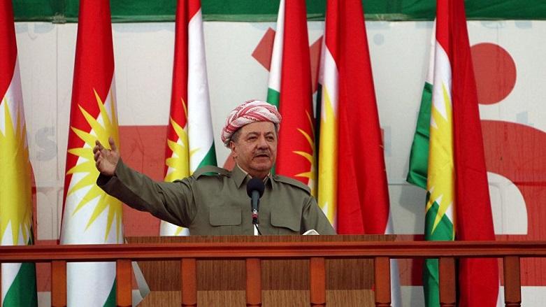 Başkan Barzani: Kürdistan Bayrağı Kürt halkının fedakarlığının temsili
