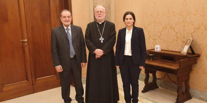 Vatikan | DSM, Rojava'daki Türkiye ve SMO güçlerini ele aldı