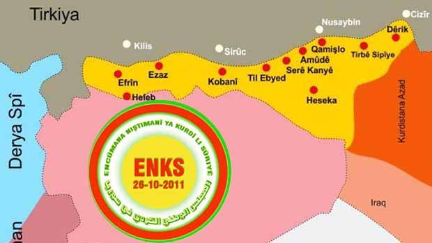 ENKS'den Başkan Barzani ve Duhok Anlaşması talebi
