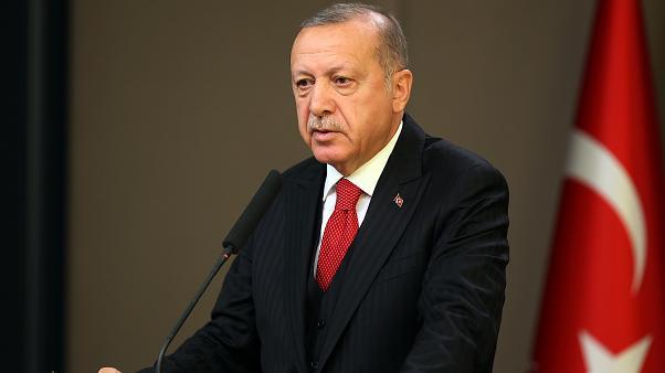 Erdoğan'dan Hafter açıklaması: Hak ettiği dersi vereceğiz