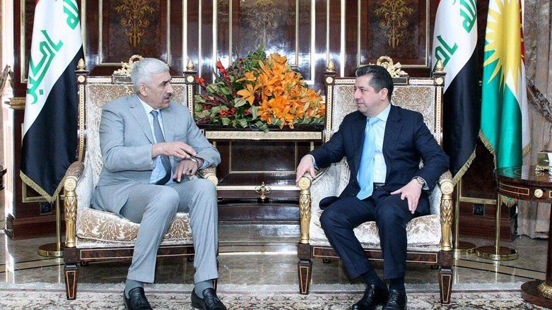 Mesrur Barzani: Siyasi sorunlar spora engel olmamalı