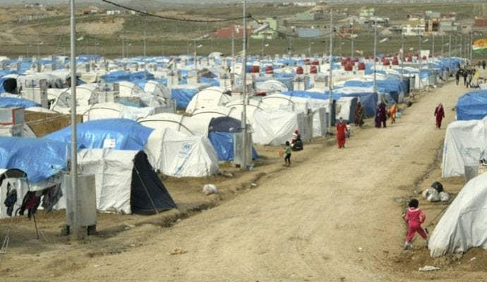Kürdistan Bölgesi 18 bin Rojavalıya ev sahipliği yapıyor