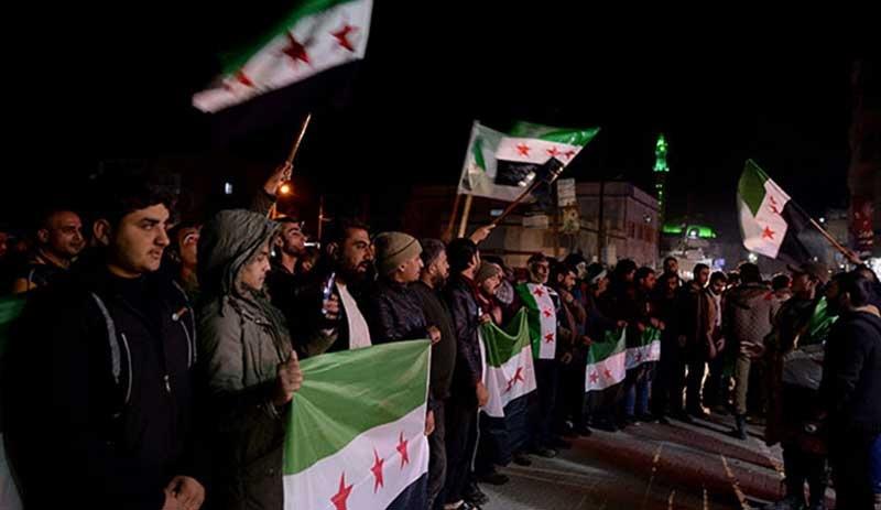Çarpıcı iddia: Türkiye destekli silahlı güçler Suriye'den Libya'ya gönderilecek