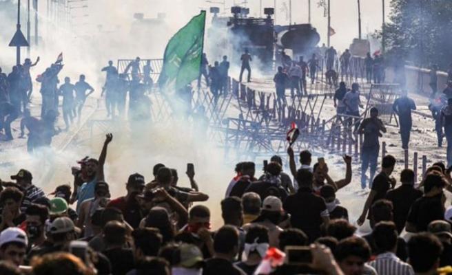 KYB: Iraklı yöneticiler istifa etmezler ise binlerce kişi ölebilir
