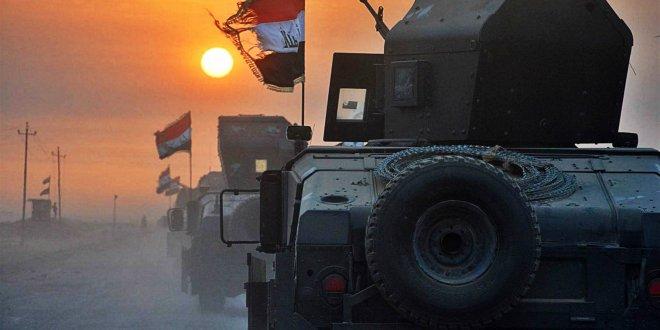 Kürdistani bölgede IŞİD'e operasyon: 14 Ölü...