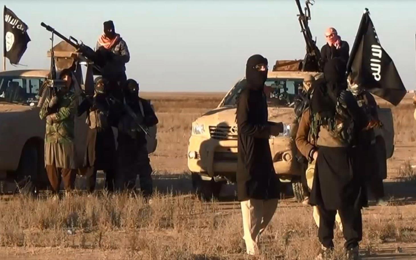 İŞİD'in üst düzey isimlerinden biri Irak'ta yakalandı