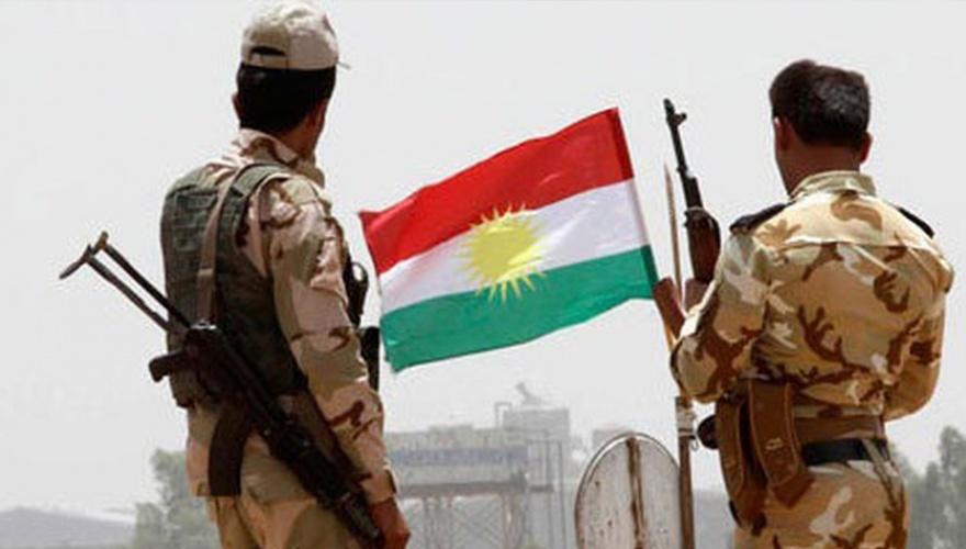 Koalisyon'dan Peşmergeye askeri yardım