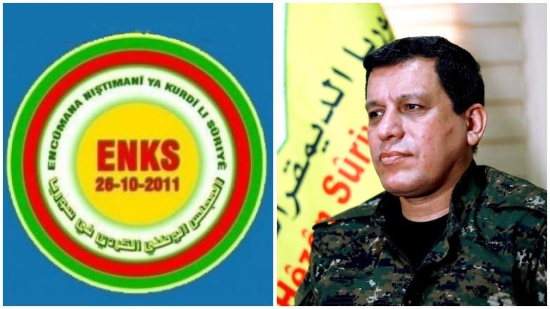 ENKS: Kobane, PYD üzerindeki etkisini kullanabilir