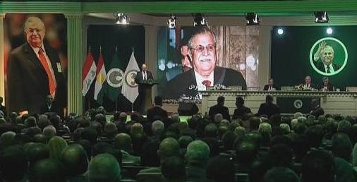 KYB kongresinde Kosret Resul, Siyasi Yüksek Kurulu Başkanı seçildi