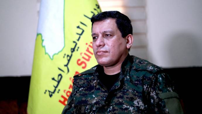 Kobane'den Başkan Barzani'ye Rojava çağrısı