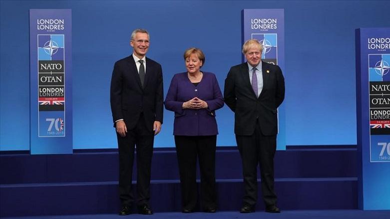 """Merkel: """"Rojava için henüz yolun başındayız"""""""