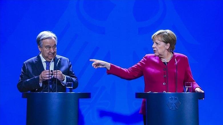 Almanya'dan Suriye açıklaması: Siyasi değişime ihtiyaç var