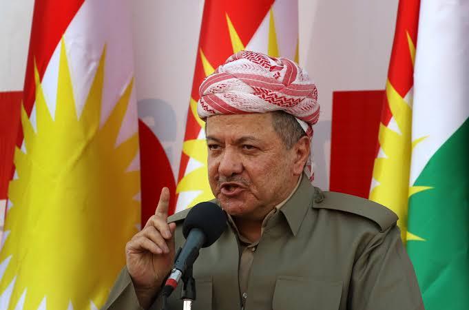 Başkan Barzani'den uyarı: IŞİD yeniden örgütleniyor...