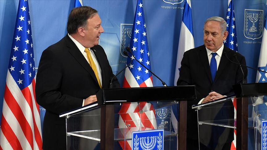 İsrail'den ABD'ye Haşdi Şabi saldırısı teşekkürü