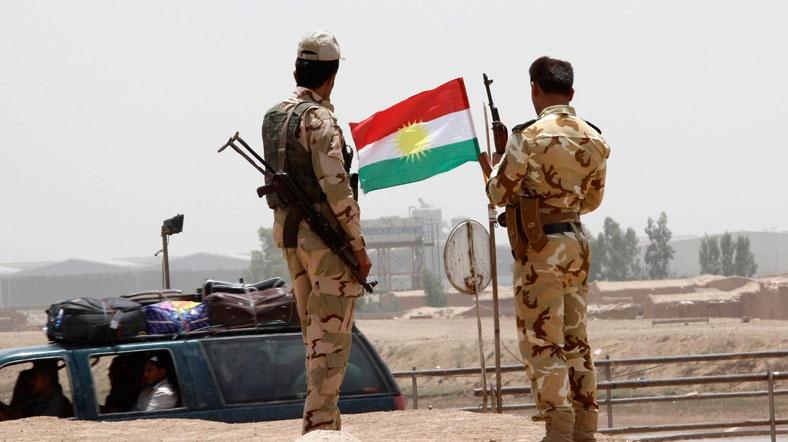 Kürdistan halkı silahlandı: IŞİD için Peşmergeler devrede