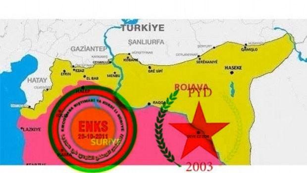 DSG'nin birlik çağrısı ENKS ve PYD'yi bir araya getirdi