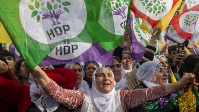 """Sakık'ın """"çekilelim"""" önerisine, HDP'den yanıt geldi"""