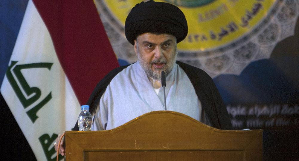 Sadr'dan Bağdat yönetimine: Acilen istifa edin...
