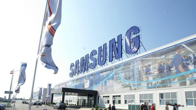 Samsung: Türkiye'ye sevkiyatlar durduruldu